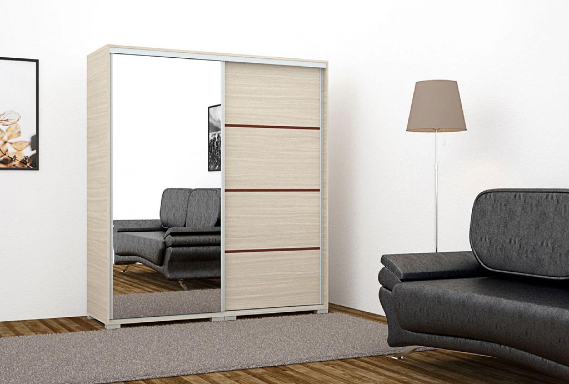 Magasított ágy: Érdekes megoldás gardróbszekrény problémákra