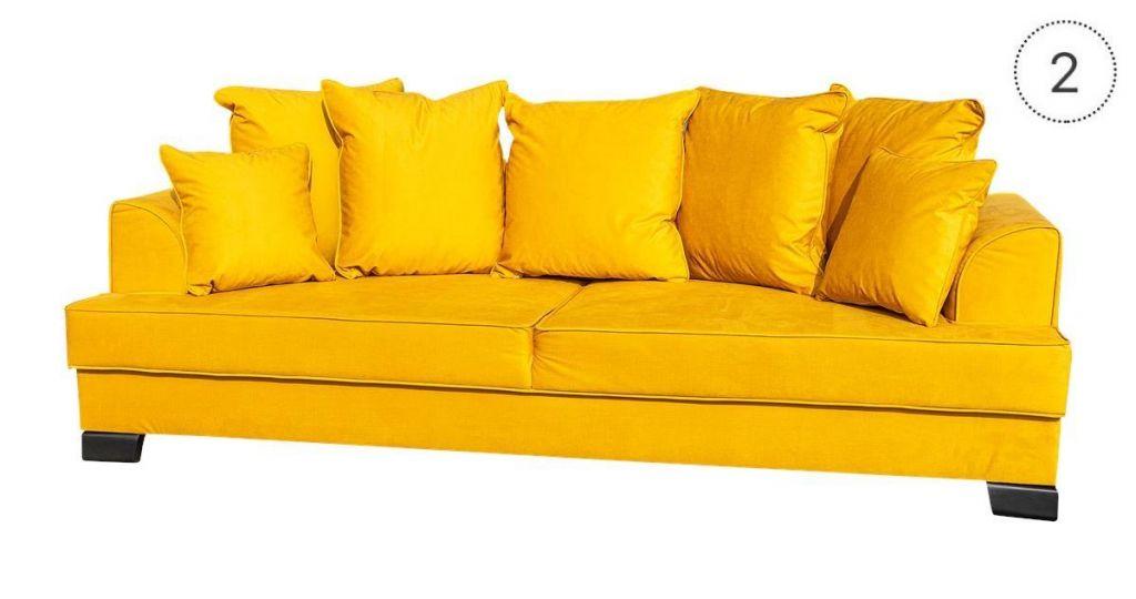 Lulu kanapé
