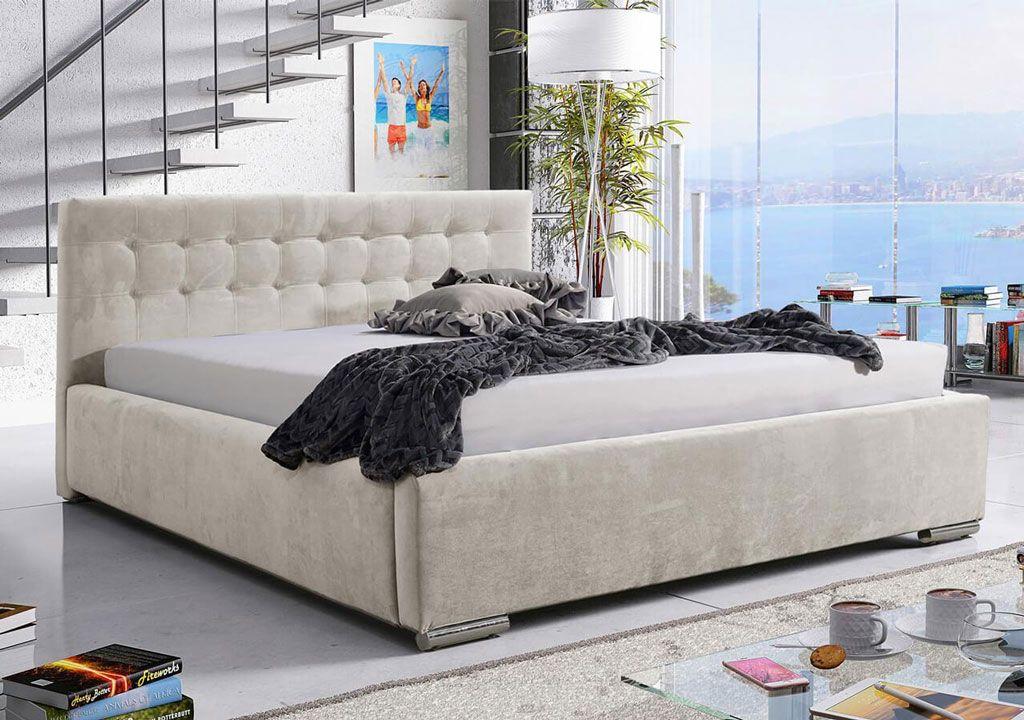 TYP01 ágyrácsos ágy 160